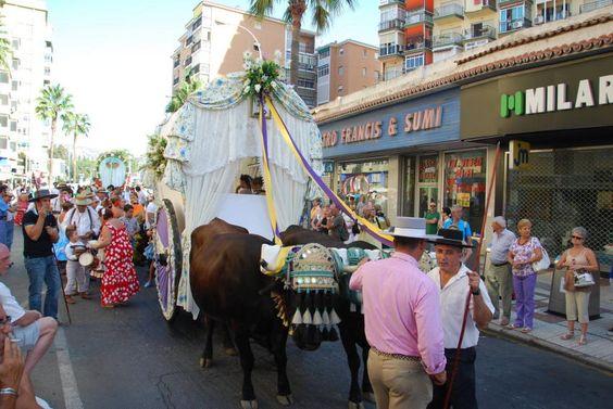 #Torremolinos celebra su Romería y Feria de San Miguel 2013 blog.marconfort.com: