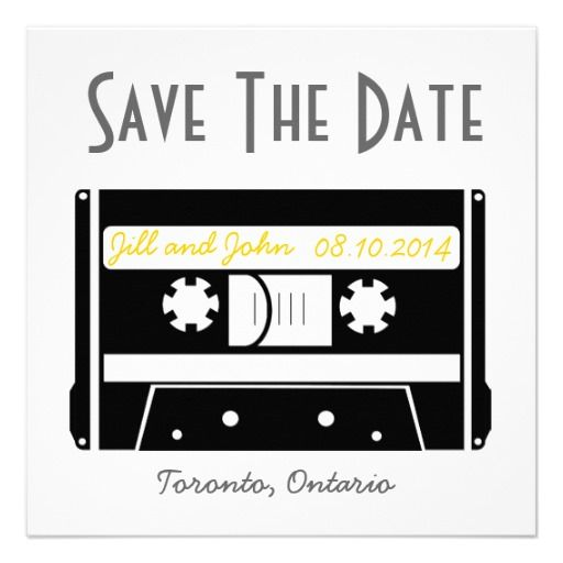 ==>>Big Save on          Cassette Save The Date - Choose Your Colour! Invitation           Cassette Save The Date - Choose Your Colour! Invitation we are given they also recommend where is the best to buyHow to          Cassette Save The Date - Choose Your Colour! Invitation lowest price Fa...Cleck Hot Deals >>> http://www.zazzle.com/cassette_save_the_date_choose_your_colour_invitation-161891091676061248?rf=238627982471231924&zbar=1&tc=terrest