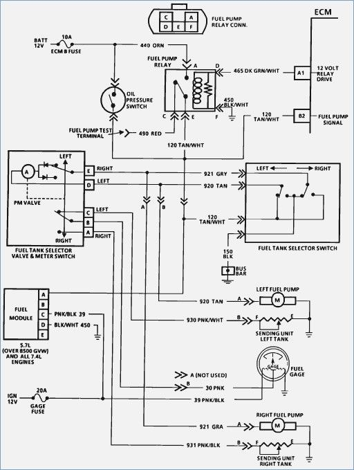 93 gmc fuel pump wire diagram  center wiring diagram live