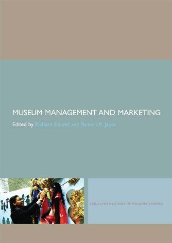 Museum Management and Marketing (Leicester Readers in Museum Studies) by Richard Sandell, http://www.amazon.com/dp/B000SMD75U/ref=cm_sw_r_pi_dp_ZGyStb1X4R82A