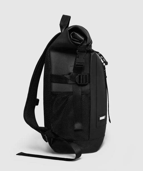 GymSHARK The Life Black Backpack NWT