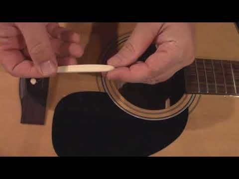 How To Set Up An Acoustic Guitar Action Height Fret Buzz Intonation And More Youtube Acoustic Guitar Acoustic Easy Guitar