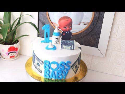 كيكة الطفل الزعيم Baby Boss Boss Baby Cake Food