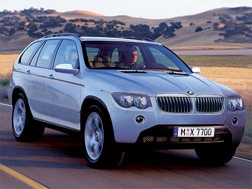 2014 BMW X7 Price And Release Date