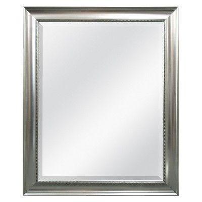 Target bathroom mirrors