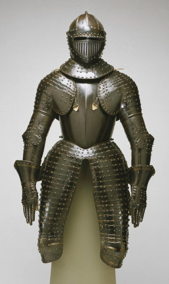 Philadelphia Museum of Art - Collections Object : Cuirassier Armor - for use on horseback in the field - Italian, c. 1633-1634 - Kienbusch collection