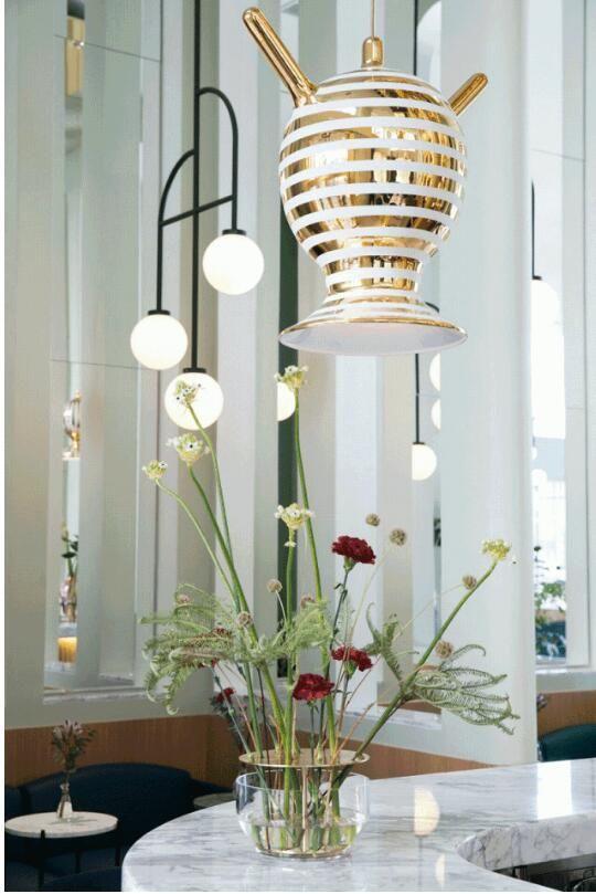 Pin By 玥 凌 On 饰品 Luxury Hotels Interior Hotel Interior Design Hotel Interiors