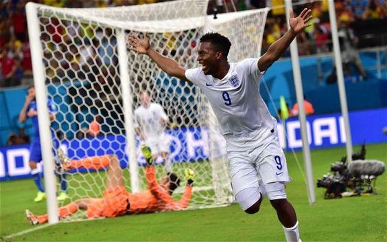 England Goal #worldcup