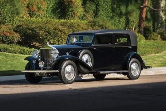 1936 Rolls Royce Phantom Iii Rolls Royce Phantom Rolls Royce Royce