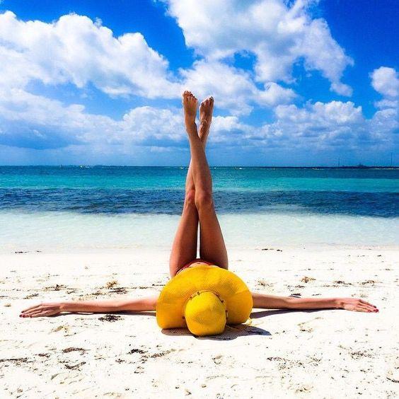 Summer vibes and bikini days