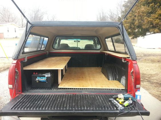 Image Result For Truck Bed Camping Camping Pinterest