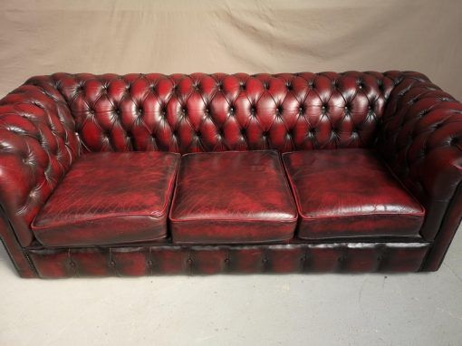 Canape Chesterfield Cuir Bordeaux Bambou Canape Chesterfield Chesterfield Canape