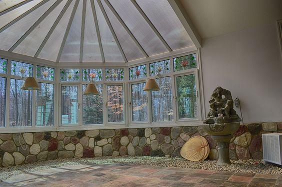 Atrium / Solarium -For Sale by RE/MAX PLATINUM TEAM CALLAN CALL 810.632.2345. Visit our website www.teamcallan.com.
