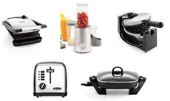 Bella Kitchen Appliances For Just After Rebate Kitchen Appliances
