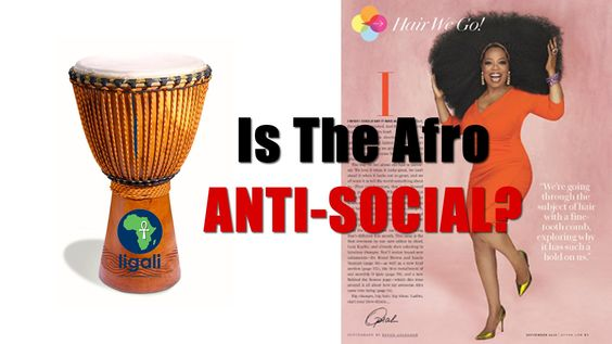 Debating Beauty: Is The Afro Anti-Social?