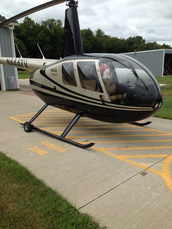 New Helicopter Robinson R44 Raven II