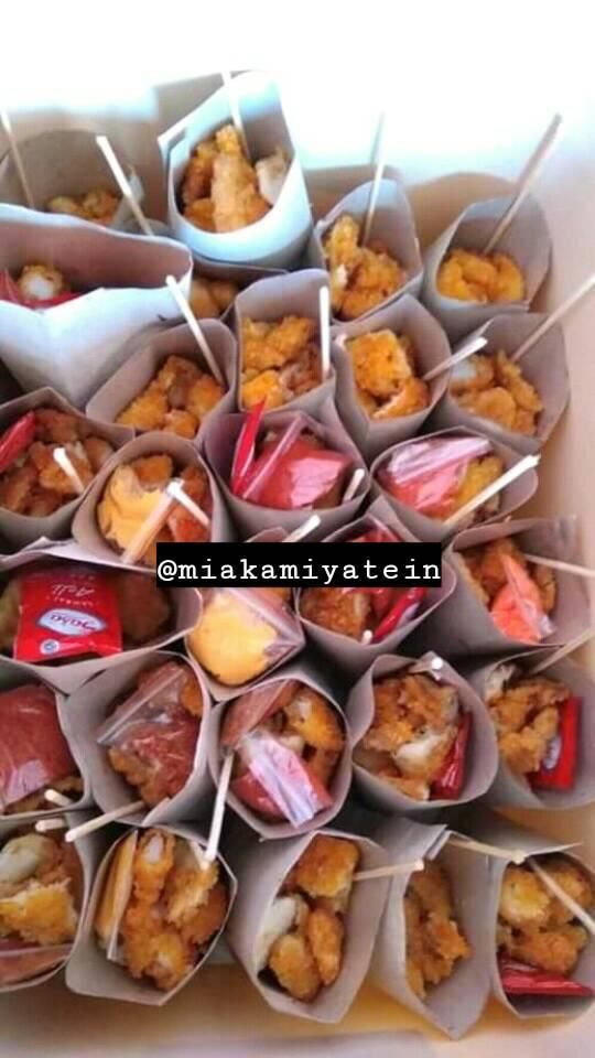 Jajanan Homemade Untuk Ide Jualan By Mia Resep Makanan Minuman