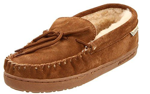 Women's Styles Slippers Bearpaw Men's Moc Ii Moccasin,14 D(M) US,Hickory
