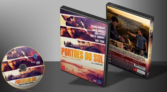 Portões Do Sol - Capa | VITRINE - Galeria De Capas - Designer Covers Custom | Capas & Labels Customizados