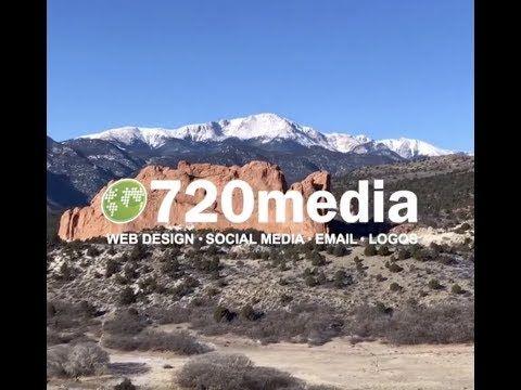 What S New At 720media Colorado Springs Web Design Social Media Marketing Taa Dixon Kevin Vicroy Youtube Medical Websites Web Design Marketing Web Design
