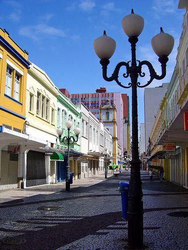 Centro de Floripa, Santa Catarina, Brasil