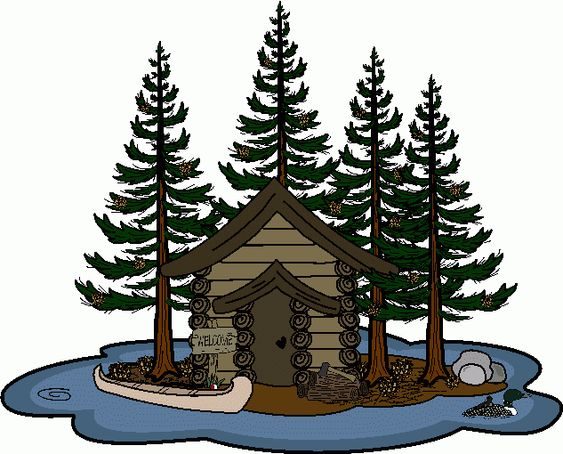 Smoky mountains clip art cliparts for Mountain flower cabin pigeon forge