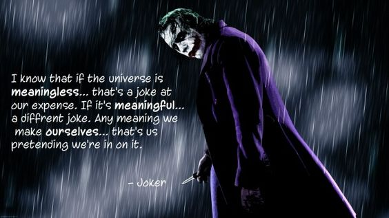 Joker - 'The Dark Knight' 2008: