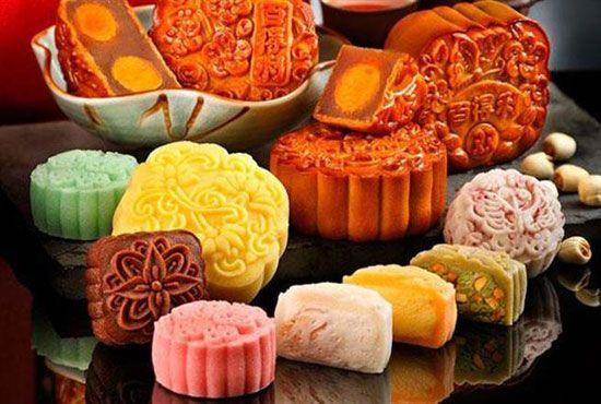 Bánh trung thu – món ăn nổi tiếng trong dịp tết trung thu