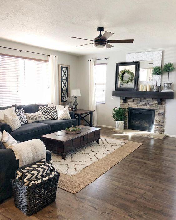 Remodeling Living Room Cute Diy Interior Designs Farm House Living Room Living Room Remodel Living Room Sofa Design