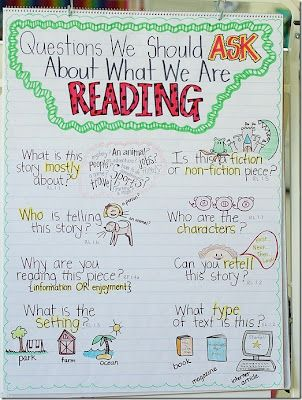 great for reading workshop!