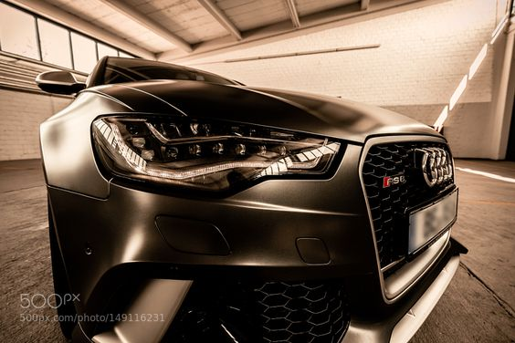 Audi RS6 by phassemeier