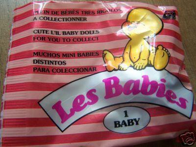 """Jouets """"les babies"""""""