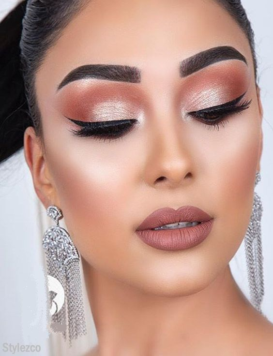 Beautiful Makeup Idea Look For Wedding Day In 2019 With Images