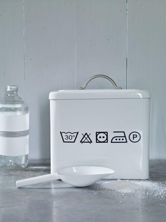 Poudre à laver, maison, DIY