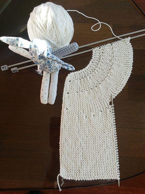 针织教程:横编织 - maomao - 我随心动