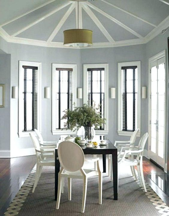 Dining Room Color Ideas Modern To Traditional Color Scheme