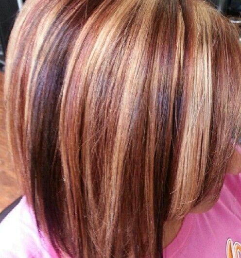 Blonde And Caramel Highlight 99