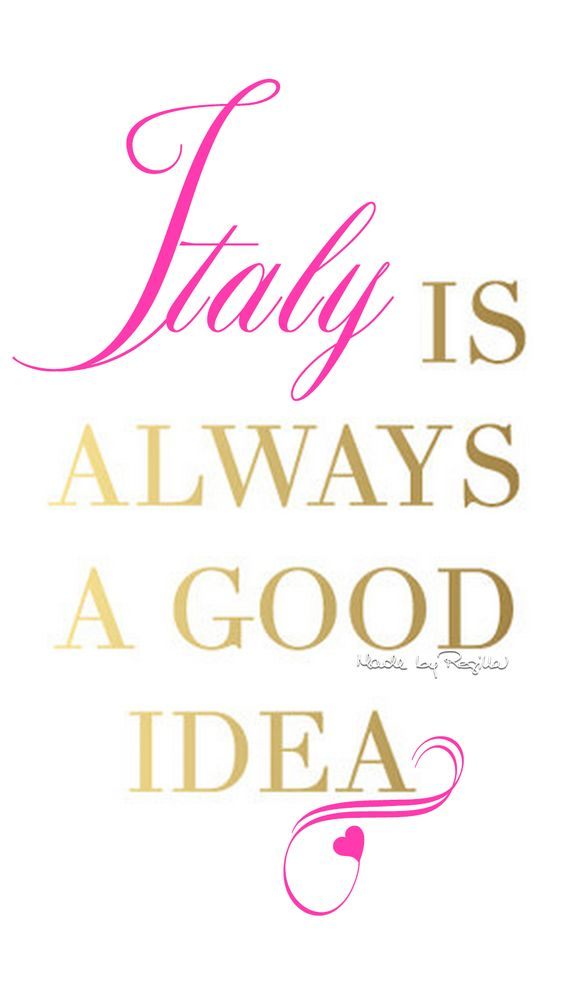Always!! That's why you should be here with us! #travel #travelquote #Italy