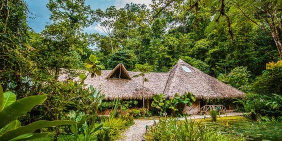Esquinas Lodge, ein Paradebeispiel des Öko Tourismus in Costa Rica