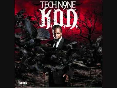 TECH N9NE - Blackened The Sun - K.O.D. One of my Favorites