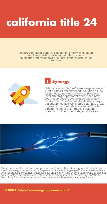 Energy ComplianceEnergy CalculationEnergy Calculation Services