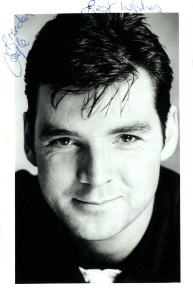 Brendan Coyle, wow! He was adorable when he was young and ...