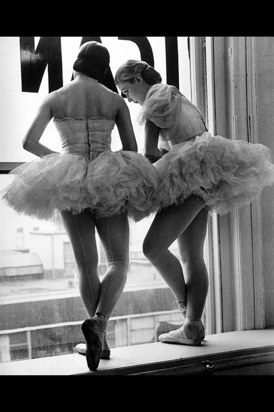 Ballerines, 1936