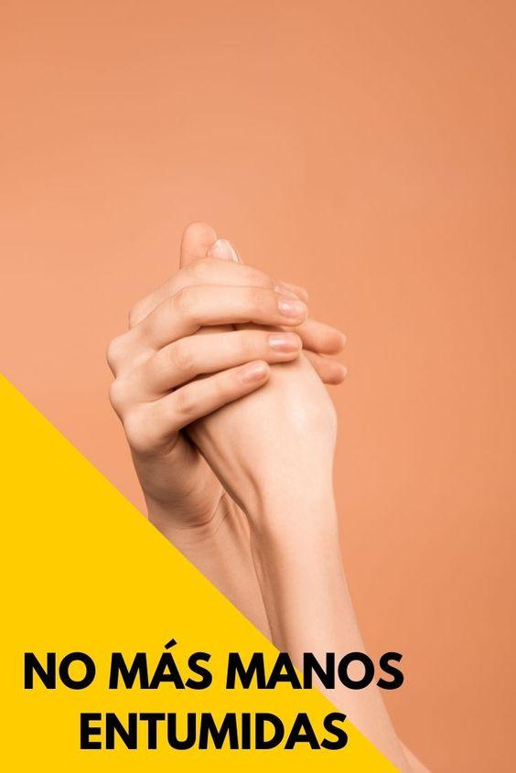 remedios caseros para manos y pies entumidas