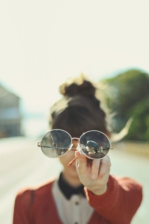 Girl summer sunglasses blur summer 2012 warm sunny for Vintage style photography tumblr