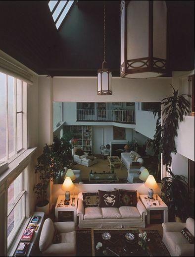candice bergen's apartment circa 1979 in the gainsborough ...