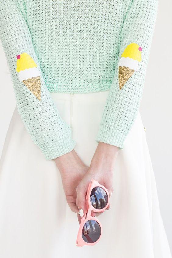 Colores pastel: