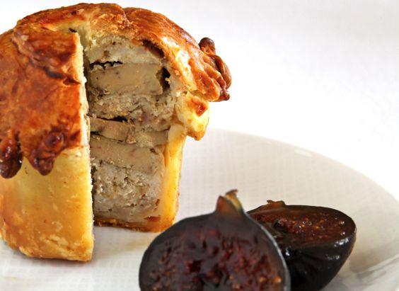 Paté croûte champenois  http://www.keldelice.com/cuisine-du-terroir/recettes/pate-en-croute-aux-sots-ly-laissent-et-foie-gras-figues-confites-en-marinad