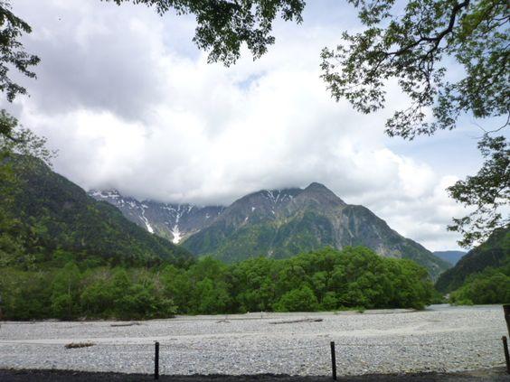 Kamikochi Nagano Japan