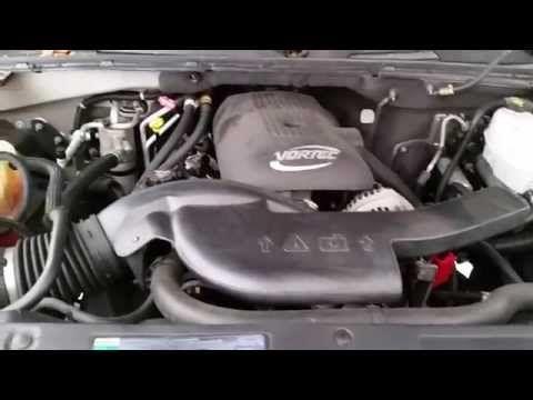 2006 Gm Chevrolet Tahoe Vortec 5300 5 3l V8 Engine Idling After